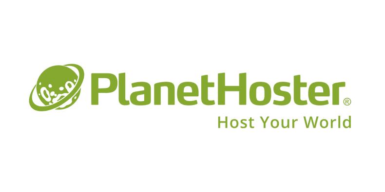 PlanetHoster hébergement web français
