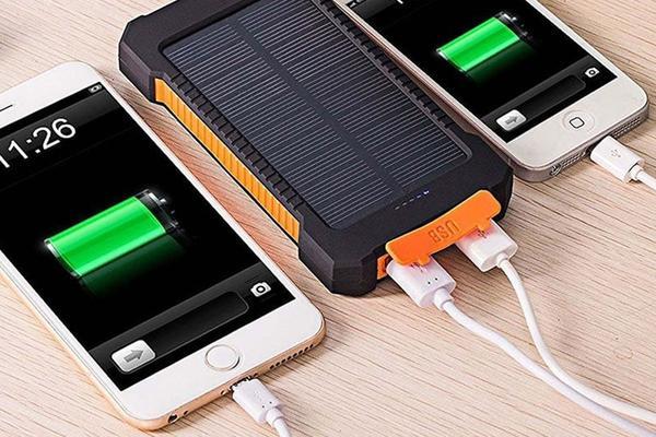 chargeur solaire avantages