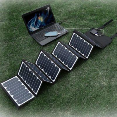chargeur solaire choix